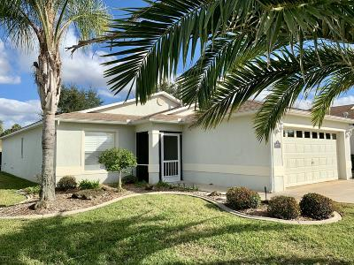 Single Family Home For Sale: 15715 SW 11th Court Road