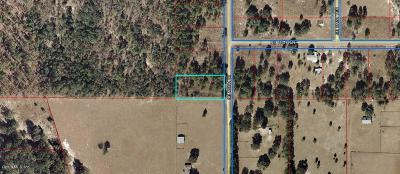 Dunnellon Residential Lots & Land For Sale: SE 130 Court