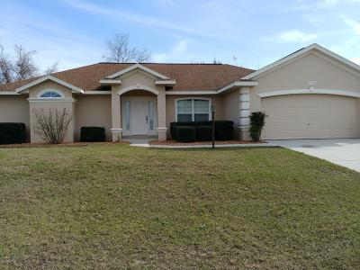Marion Oaks North, Marion Oaks South, Marion Oaks Rnc Single Family Home For Sale: 6816 SW 130 Lane Lane