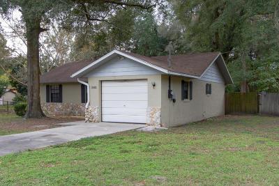 Single Family Home For Sale: 3480 NE 17th Terrace