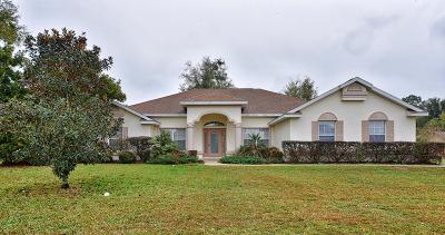 Ocala Single Family Home For Sale: 4540 NW 6th Circle