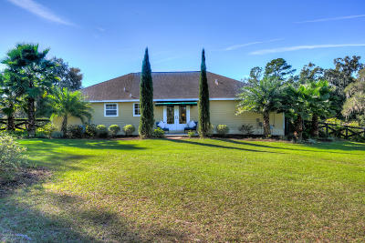 Ocala Farm For Sale: 14497 W Highway 328