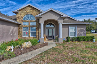 Ocala Single Family Home For Sale: 340 NW 113th Circle