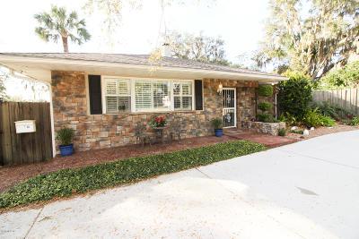 Ocala Single Family Home For Sale: 1514 SE 11th Avenue