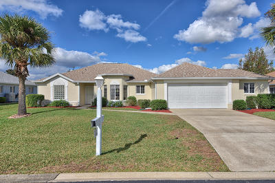 Ocala Palms Single Family Home For Sale: 5305 NW 20th Place