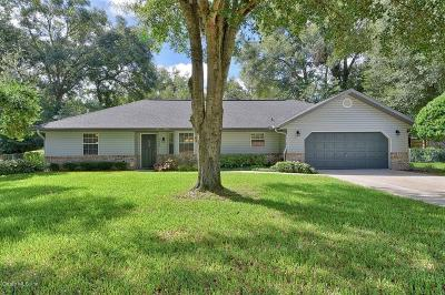 Ocala Single Family Home For Sale: 5648 SE 37th Place
