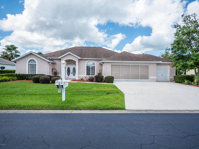 Ocala Palms Single Family Home For Sale: 2336 NW 51st Terrace
