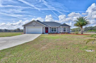 Belleview Single Family Home Pending: 11580 SE 44 Avenue