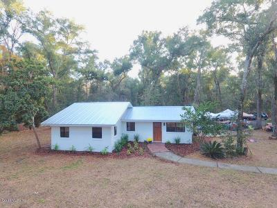 Ocala Single Family Home For Sale: 3250 SW 46 Ave Avenue