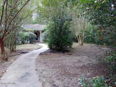 Dunnellon Single Family Home For Sale: 24576 NW Falcon Avenue