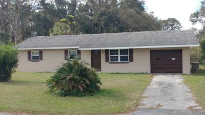 Single Family Home For Sale: 2352 NE 16th Avenue