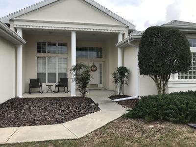 Ocala Single Family Home For Sale: 11103 SW 73rd Terrace