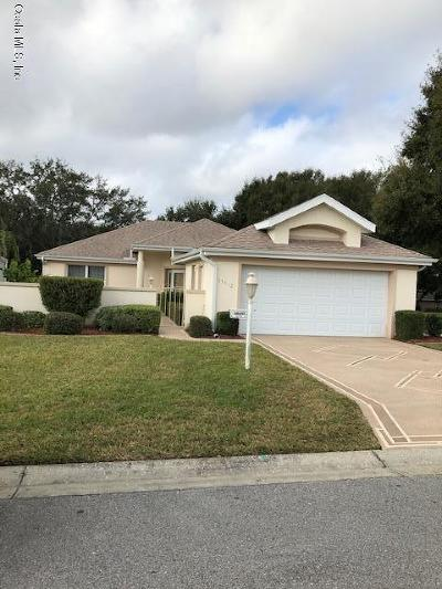 Summerfield FL Single Family Home Pending: $209,900