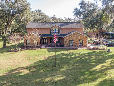 Ocala Farm For Sale: 7375 NW 121st Avenue