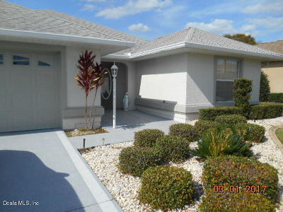 Summerfield FL Single Family Home Pending: $184,900
