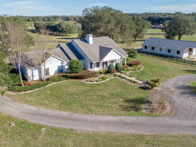 Ocala Farm For Sale: 6965 NW 21st Street
