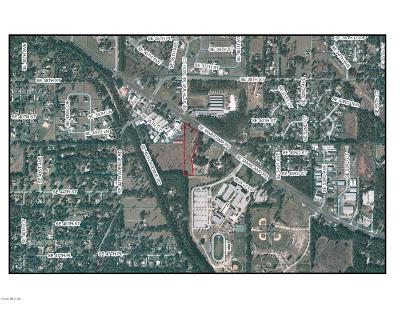 Ocala Residential Lots & Land For Sale: SE Maricamp Road