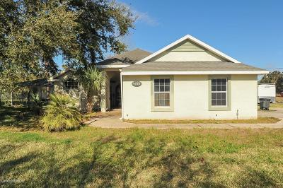 Ocala Single Family Home For Sale: 4681 SW 22nd Place