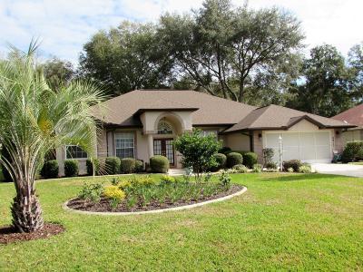 Dunnellon Single Family Home Pending: 8915 SW 196 Court