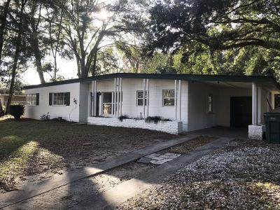 Ocala Single Family Home For Sale: 630 SE 35th Avenue