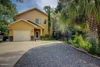 Dunnellon Single Family Home Pending: 12106 Palmetto Court