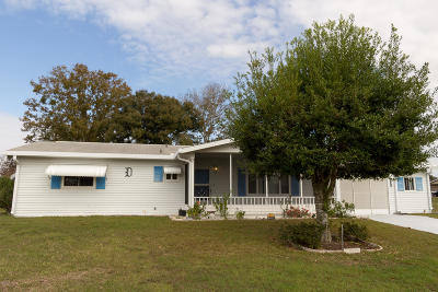 Spruce Creek Single Family Home For Sale: 6431 SW 109th Street