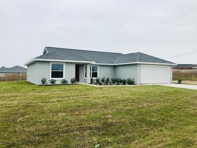 Ocala Single Family Home For Sale: 2 Juniper Loop Run