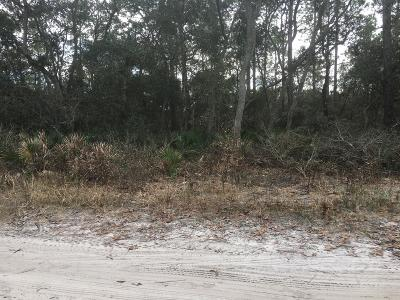 Dunnellon Residential Lots & Land For Sale: SW 151st Place