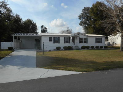 Ocala Mobile/Manufactured For Sale: 8702 SW 67th Court