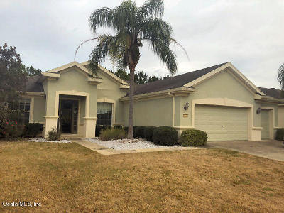 Stone Creek Single Family Home For Sale: 9355 SW 71st Loop