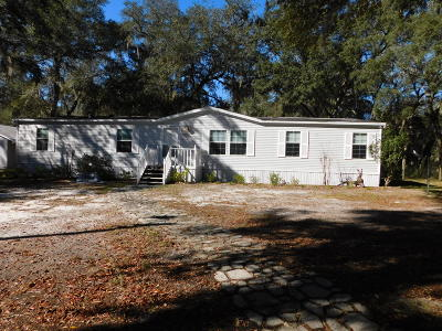 Mobile/Manufactured For Sale: 10865 NE 210th Street