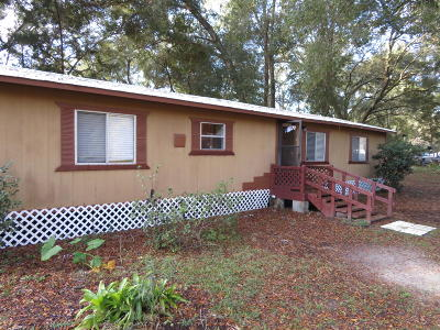 Summerfield Single Family Home Pending-Continue to Show: 9326 SE 144th Lane
