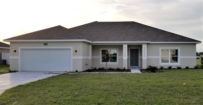 Ocala Single Family Home For Sale: 10320 SE 69th Terrace