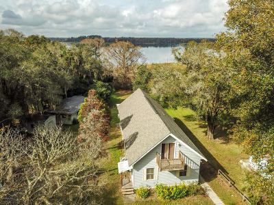 Dunnellon Single Family Home For Sale: 6491 N Riverbend Road