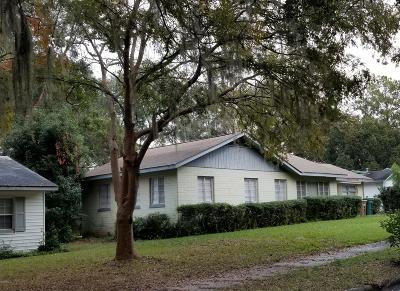 Ocala Single Family Home For Sale: 1137 NE 9th Street