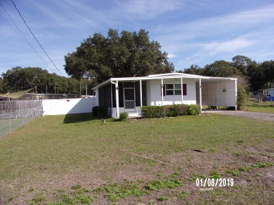 Summerfield Mobile/Manufactured For Sale: 16761 SE 102nd Court Road