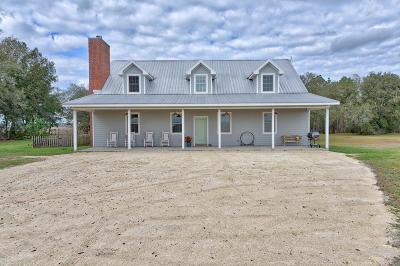 Williston Single Family Home For Sale: 13871 NE 14 Lane