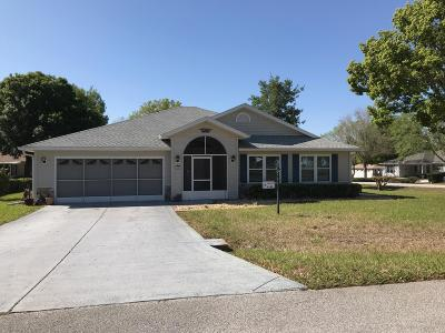 Marion Landing Single Family Home For Sale: 6548 SW 84th Place Road