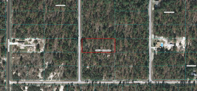 Dunnellon Residential Lots & Land For Sale: Tamiami Place
