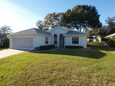 Ocala Single Family Home For Sale: 11638 SW 70th Court