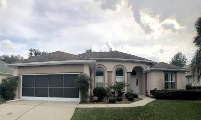 Ocala Single Family Home For Sale: 6505 SW 111th Loop