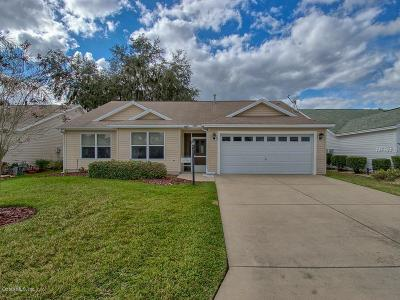 The Villages Single Family Home For Sale: 17380 SE 70th Royal Pine Court