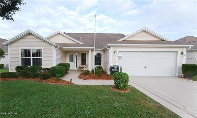 The Villages Single Family Home For Sale: 1234 Niles Court