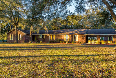 Ocala Single Family Home For Sale: 7191 SW 93rd Street Road