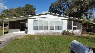 Belleview Mobile/Manufactured For Sale: 6515 SE 112th Street