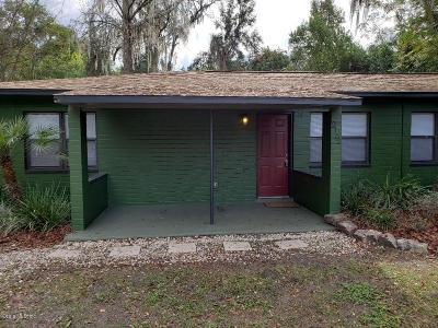 Marion County Rental For Rent: 2152 NE 3rd Street