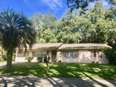 Ocala Single Family Home For Sale: 2841 SE 7th Street