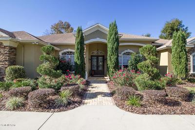 Ocala Single Family Home For Sale: 2202 SE 25th Street