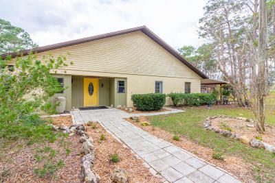 Ocala Farm For Sale: 15605 SW 36th Street