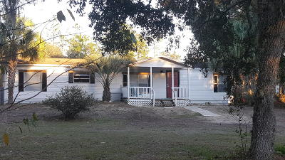 Dunnellon Single Family Home For Sale: 5075 SW 178th Terrace